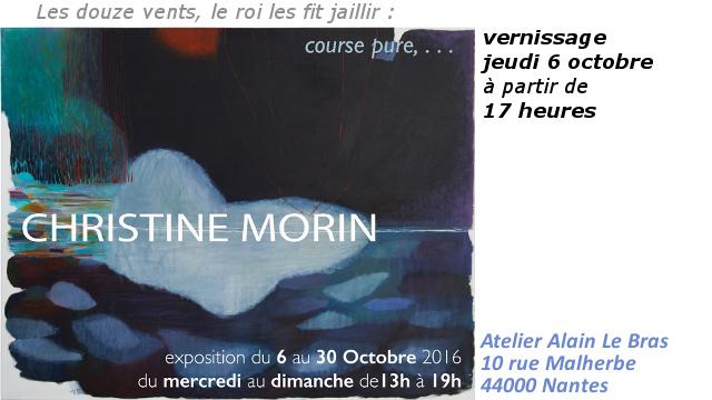 Terminée, Exposition  : Atelier Alain Le Bras (Nantes)