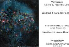 Exposition  : Galerie du Faouëdic (Lorient)
